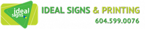 Ideal Signs & Printing