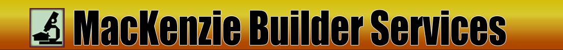 MacKenzie Builder Services
