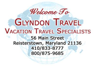 Glyndon Travel