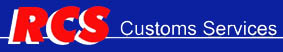 RCS Customs Services