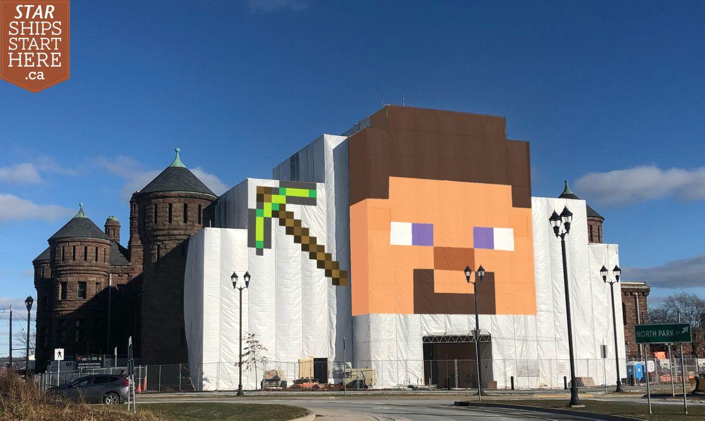 Minecraftarmourysd