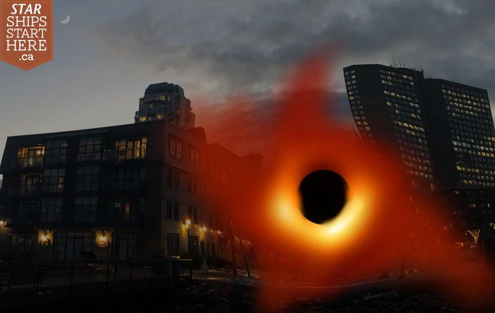 Black hole sd2