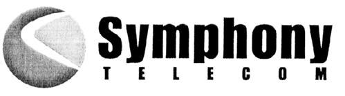 Symphony Telecom Inc.