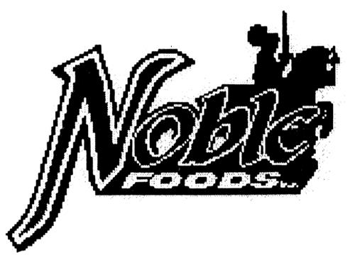 NOBLE FOODS NUTRITION INC.