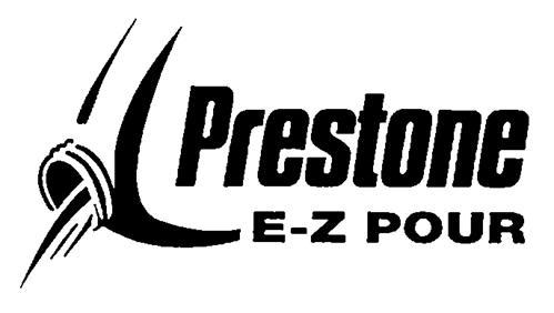 PRESTONE PRODUCTS CORPORATION,