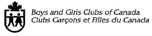 BOYS AND GIRLS CLUBS OF CANADA