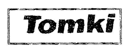 TOMKI COMERCIO E INDUSTRIA EQU