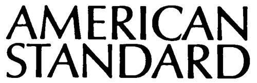 AMERICAN STANDARD INTERNATIONA