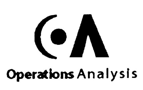 OPERATIONS ANALYSIS, INC.