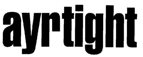Ayrtight Clothing, a partnersh