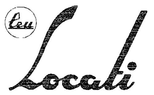 LEU LOCATI & Design
