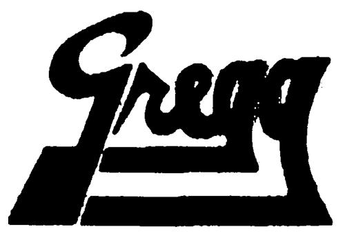 GREGG DISTRIBUTORS CO. LTD.,