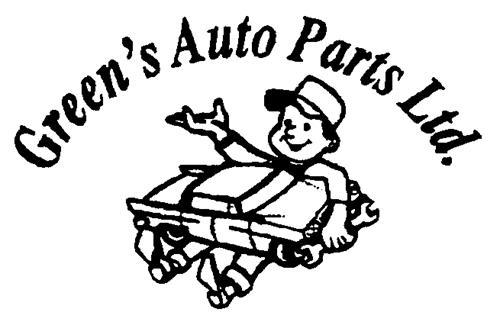 Green's Auto Parts Ltd.,
