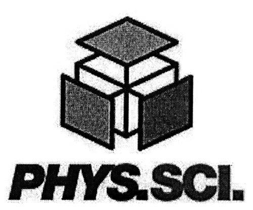 Physical Science, THC, LLC,