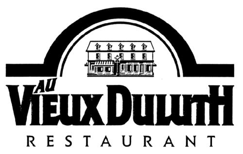 RESTAURANTS AU VIEUX DELUTH IN