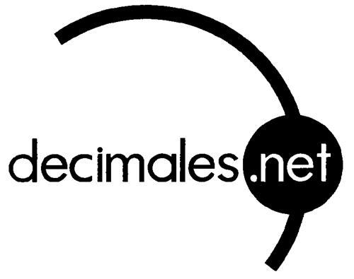 Decimales, S.A. De C.V.,