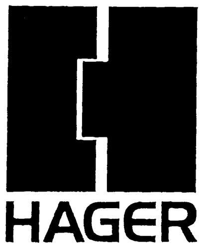 C.HAGER & SONS HINGE MANUFACTU