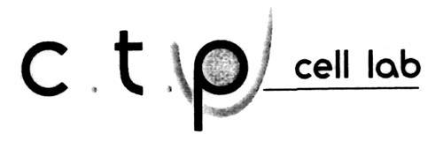 CELL TISSUE PROGRESS, (société