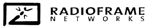 RadioFrame Networks, Inc.,