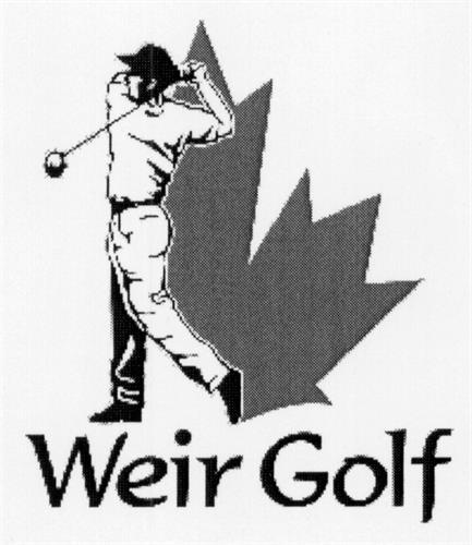 Weir Golf Inc.,
