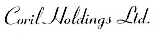 CORIL HOLDINGS LTD.,