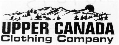 UPPER CANADA CLOTHING COMPANY