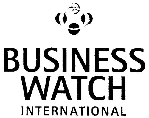 BUSINESS WATCH INTERNATIONAL I