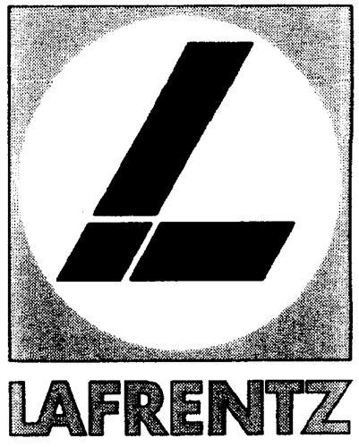 UWE LAFRENTZ, HELO LAFRENTZ, J