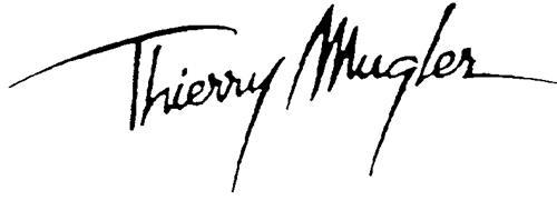 THIERRY MUGLER S.A.S. (société