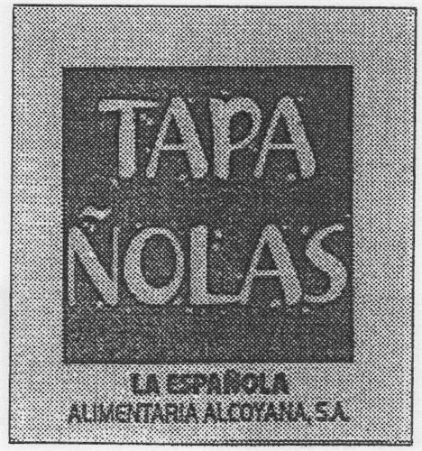 TAPAÑOLAS (& Design)