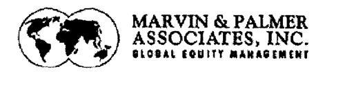 Marvin & Palmer Associates, In