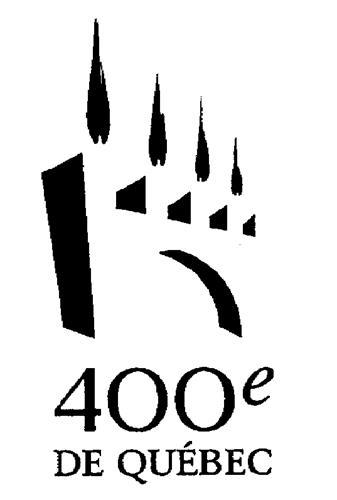SOCIÉTÉ DU 400E ANNIVERSAIRE D