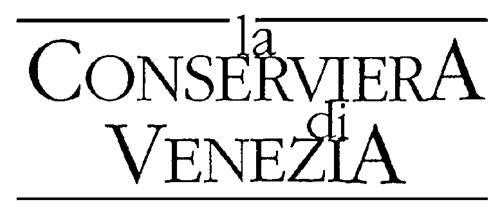 LA CONSERVIERA DI VENEZIA & Design