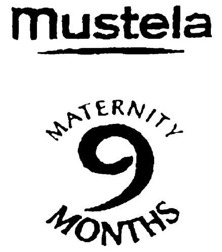 MUSTELA MATERNITY 9 MONTHS (dessin)