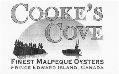 HOWARD'S COVE SHELLFISH LTD.