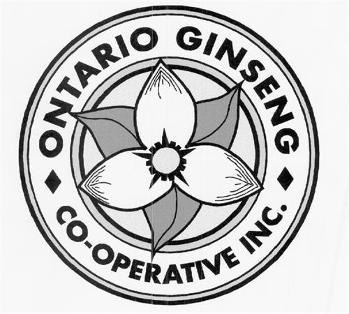 ONTARIO GINSENG CO-OPERATIVE I