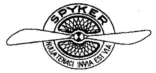 SPYKER & DESIGN
