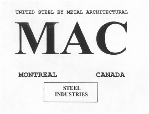 M.A.C. Métal Architectural inc