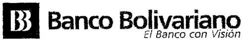 BANCO BOLIVARIANO & Design