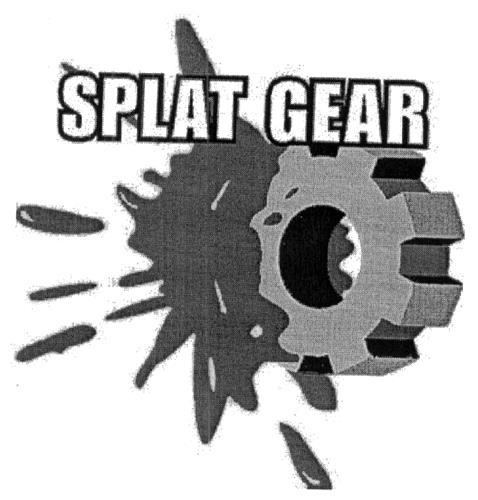 SPLAT GEAR INC.