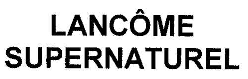LANCÔME PARFUMS ET BEAUTÉ & CI