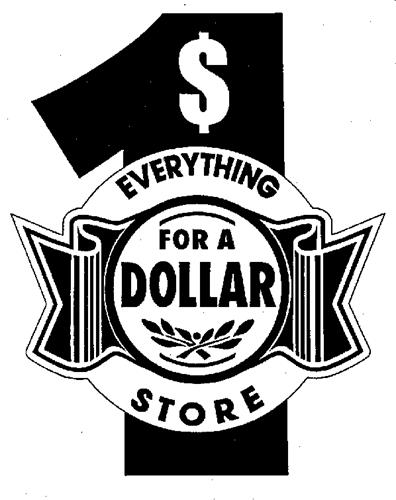 Everything for a Dollar Store
