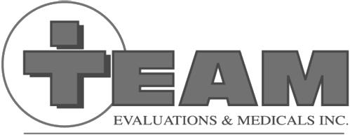 TEAM Evaluations & Medicals In