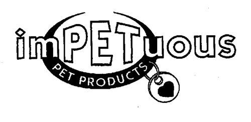 Impetuous Pet Products/ Rudolp