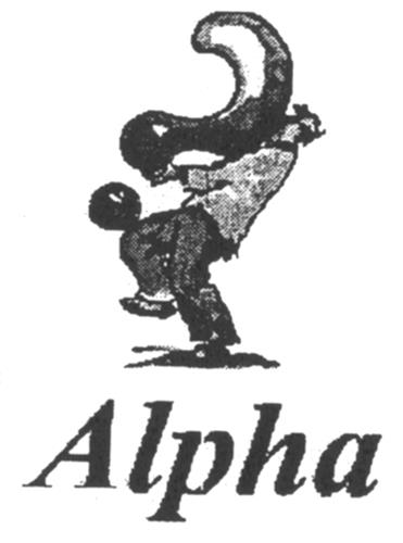 Alpha International a register