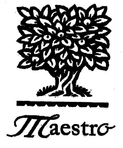 Société en Commandite Maestro