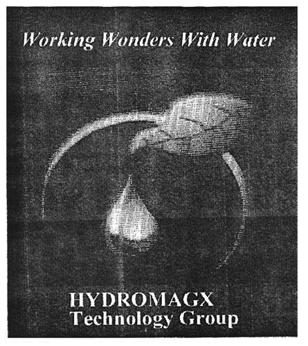 HYDROMAGX TECHNOLOGIES LTD