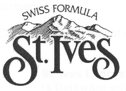 St. Ives Laboratories, Inc. (a