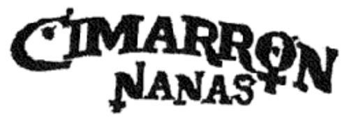 CIMARRON NANAS (& DESIGN)
