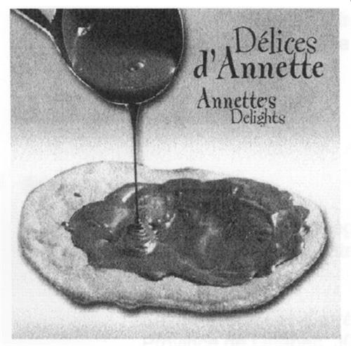 ANNETTE'S DELIGHTS PASTRY INC.
